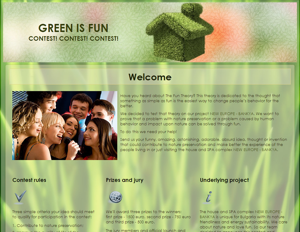 WWW.GREENISFUN.INFO IGNORED!